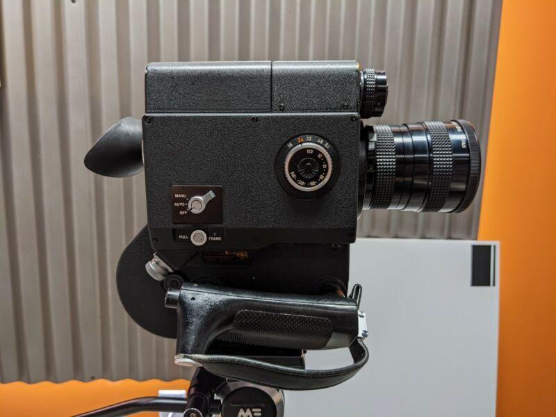 Canon Scoopic M 16 16mm Film Camera