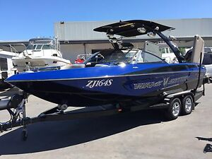 Malibu wake setter  VLX 21 Semaphore Port Adelaide Area Preview