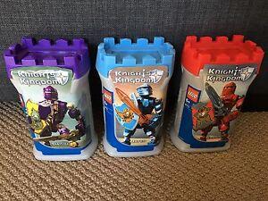 Lego Knights Kingdom sets 8770, 8771, 8773 Pasadena Mitcham Area Preview