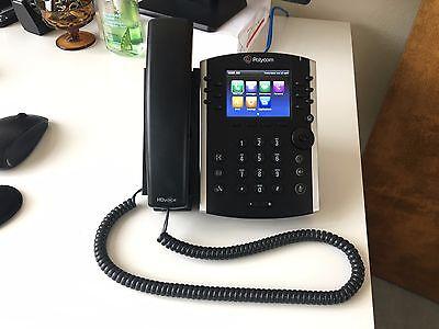 Polycom Vvx 400 12-line Desktop Phone With Hd Voice