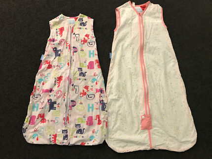 Two girls travel Grobags 0.5 Tog
