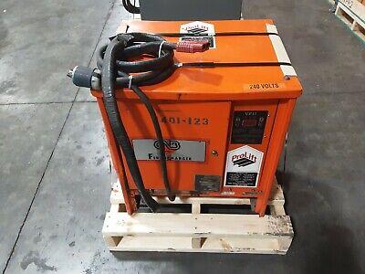 Vpii Gtcii12-600t1 Forklift Battery Charger 24 Volt 600 Amp Hr 3 Ph 661taw