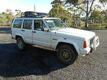 1997 Jeep Cherokee Wagon Dolphin Sands Glamorgan Area Preview