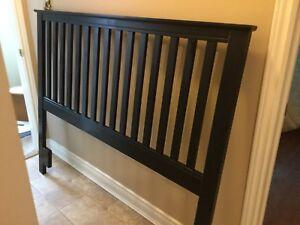 Double headboard free delivery