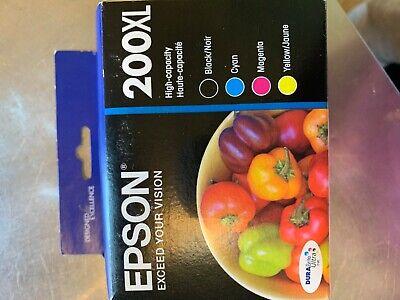 Epson printer cartridge multicolor T200XL-XCS