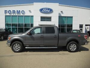 2013 Ford F150 SUPERCREW XTR 4X4