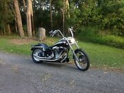 Harley Davidson 2003 softail standard Upper Caboolture Caboolture Area Preview