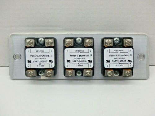SSRT-240D10 Potter & Brumfield Solid State Relays