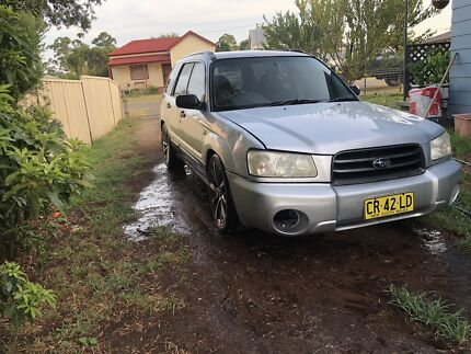 99 Gt Forester