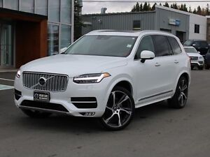 2017 Volvo XC90 T6 Inscription AWD | FULL VOLVO WARRANTY TO 160K