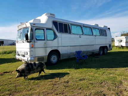 Motor home dennings coach