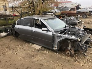 2005 infiniti part out $20 takes the rest of car