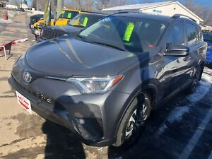 2016 Toyota RAV4 AWD Heated Seats LE