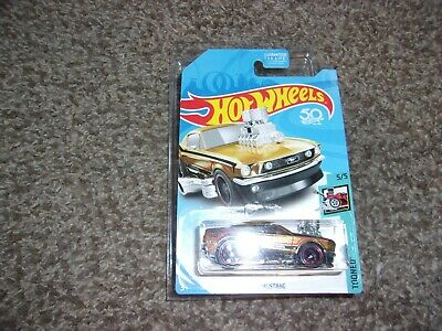HOT WHEELS 2018 SUPER TREASURE HUNT 68 MUSTANG
