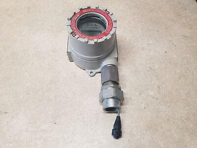 Used Explosion Proof Blancett Mc-rtu Type 4 Turbine Meter Flow Analyzer