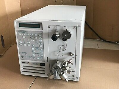 Varian Prostar 230 Solvent Delivery Module Hplc Chromatography Pump