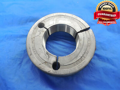 1 1516 16 Un 2a Thread Ring Gage 1.9375 No Go Only P.d. 1.8899 N-2a Tool
