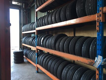 Used & Brand new Tyres