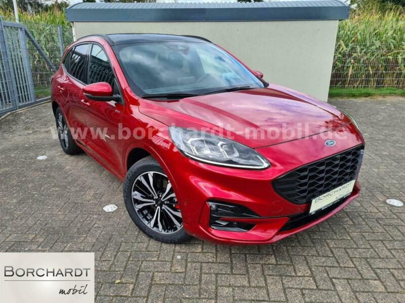 Ford Kuga Plug-In Hybrid ST-Line X #Pano #4-Pakete