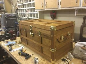 Chests, jewelry boxes , humidor, benches