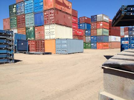 40FT & 20FT SHIPPING CONTAINERS - FOR SALE - SYDNEY Sydney City Inner Sydney Preview