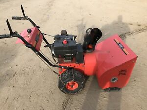 For sale master craft snow blower