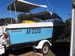 5.6metre Nova Boat and ETEC Motor Gladstone Gladstone City Preview