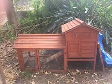 GUINEAPIG RABBIT CAGES Coal Point Lake Macquarie Area Preview