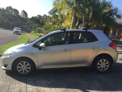 2009 Toyota Corolla Hatchback Valentine Lake Macquarie Area Preview
