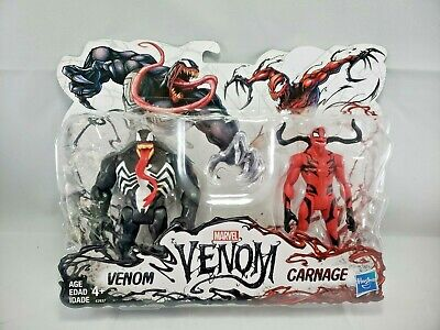 MARVEL LEGENDS VENOM CARNAGE ACTION FIGURES 2 PACK NEW-Free Shipping