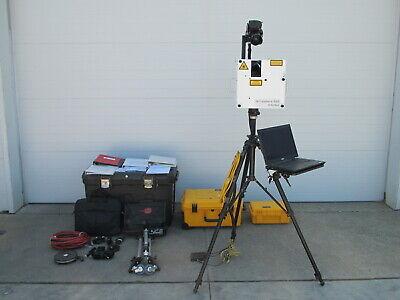 3rdtech Deltasphere 3000 3d Laser Scene Digitizer Scanner 100 Complete System