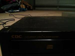 CDC Compact Disc Player Wilton Wollondilly Area Preview