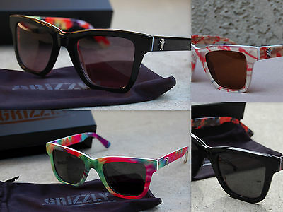 New Grizzly griptape Mens Women Summer Sunglasses Eyewear w/gift (Sunglasses Gift Box)