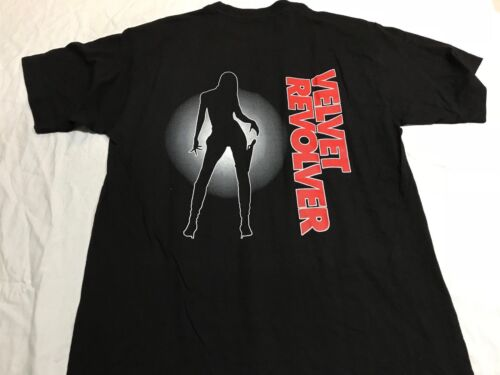 Velvet Revolver Authentic T-shirt Size Small Condition New