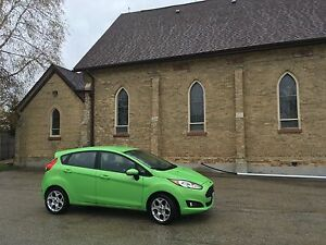 Ford Fiesta touch screen