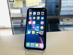 iPhone XR 64gb blue unlocked great condition warranty invoice