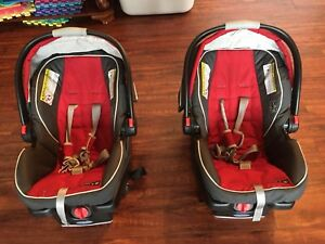Graco SnugRide 35 Click Connect Infant car seats