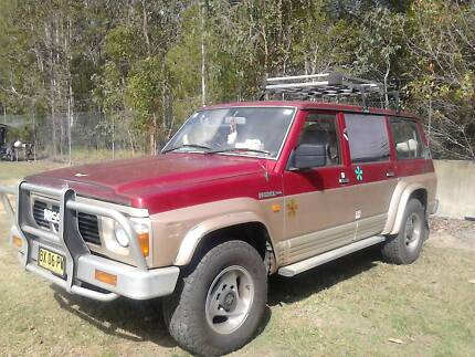 1992 Nissan Patrol Caboolture Caboolture Area Preview