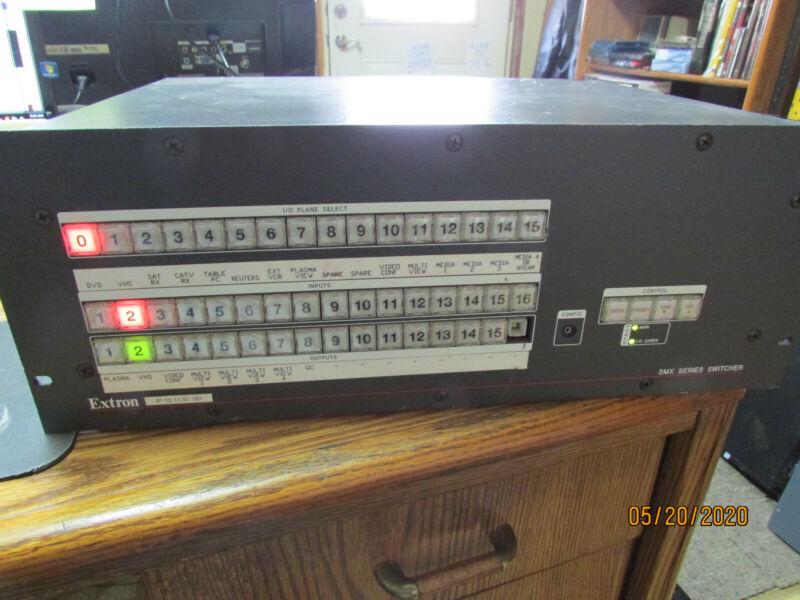 Extron SMX series switcher VGA