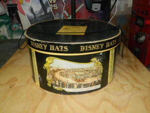 Vintage Disney Hats Hat Box