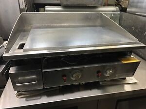 Plaque hamburger grille Miraclean