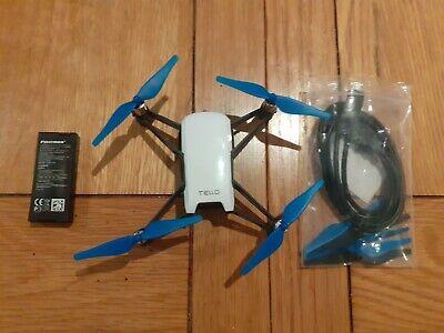 DJI Ryze Tello Drone Powered - White (needs new battery)