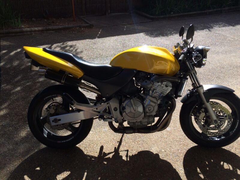 Très Cafe racer Honda hornet cb600 | Motorcycles | Gumtree Australia  ER76