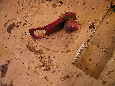 Farmall H 450 M Sm Sh 350 Tractor Original Ih Rope Trip Plow Seat Clip For Rope