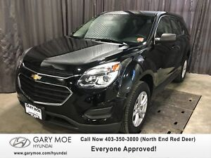 2017 Chevrolet Equinox LS w/HEATED SEATS!!
