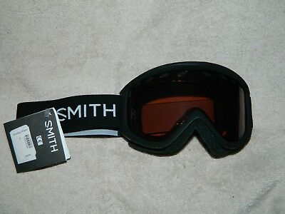 0e821e1472ba Smith Optics Ridgeline Goggles Ski Snowboard Snow Black Frames RC36 Lens -  Adult