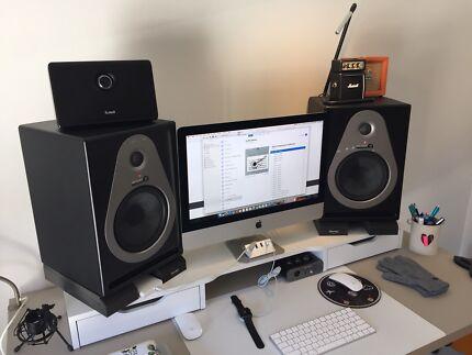 Samson Resolv A8 - Active Studio Reference Monitors