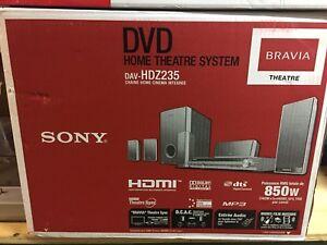 Sony  Bravia DVD Surround Sound System-new in box
