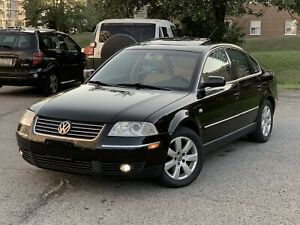 **2002 Vw Passat 1.8 Turbo-Low km 189K**
