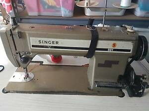 Singer 591 Sewing Machine Ormeau Gold Coast North Preview